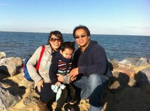 My small family