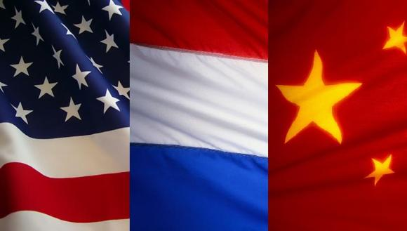 American, Dutch and Chinese politics
